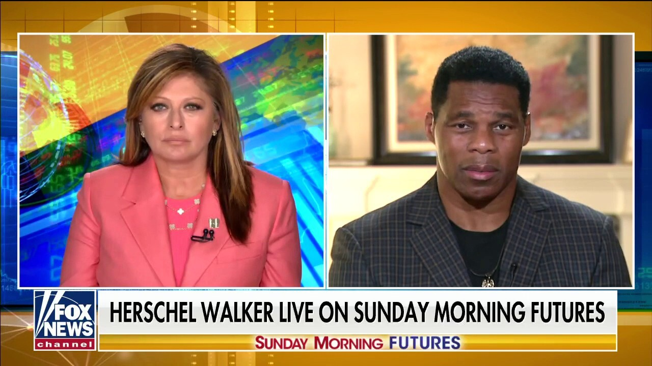 Herschel Walker promises to bring back 'integrity, honesty' in bid for Senate seat in Georgia