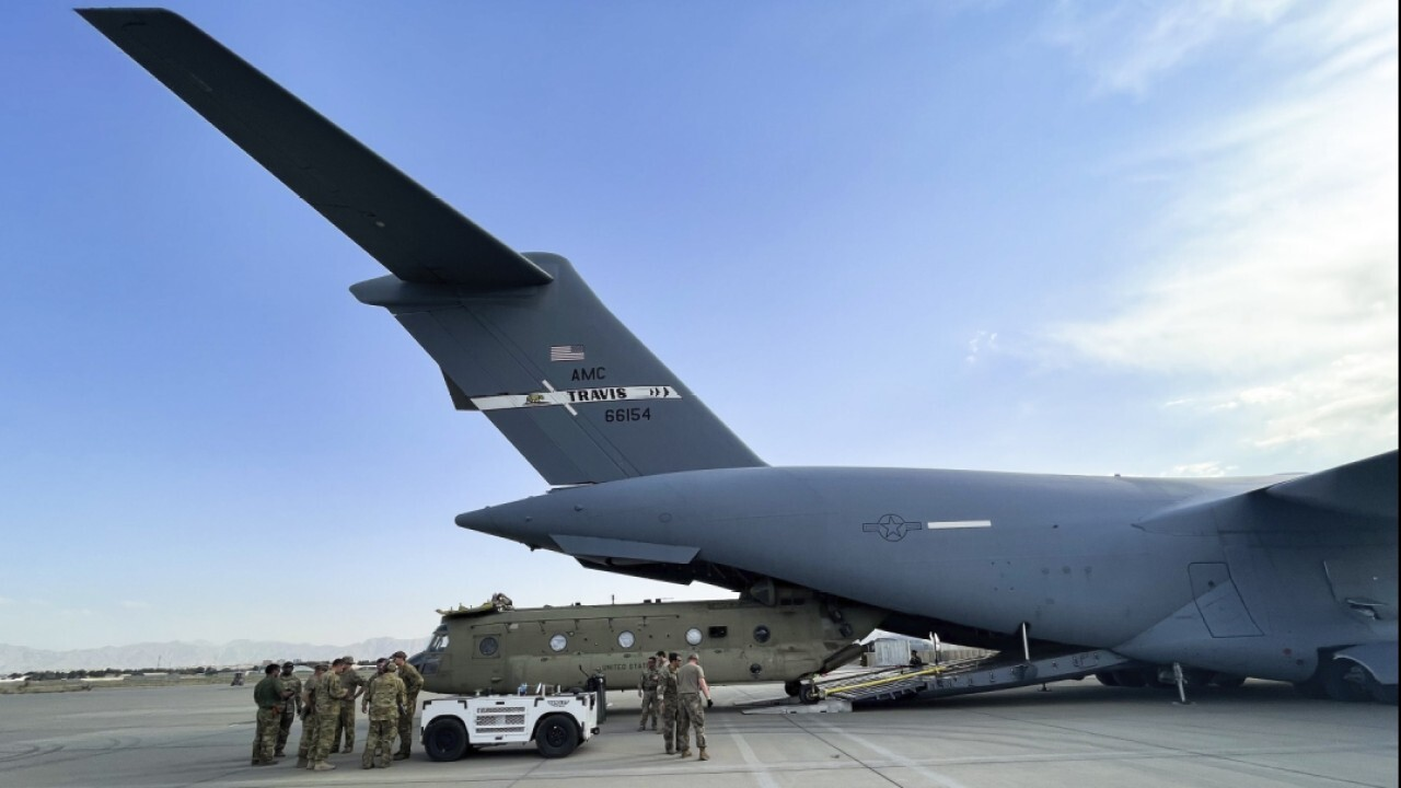 What happens after Afghanistan evacuation?