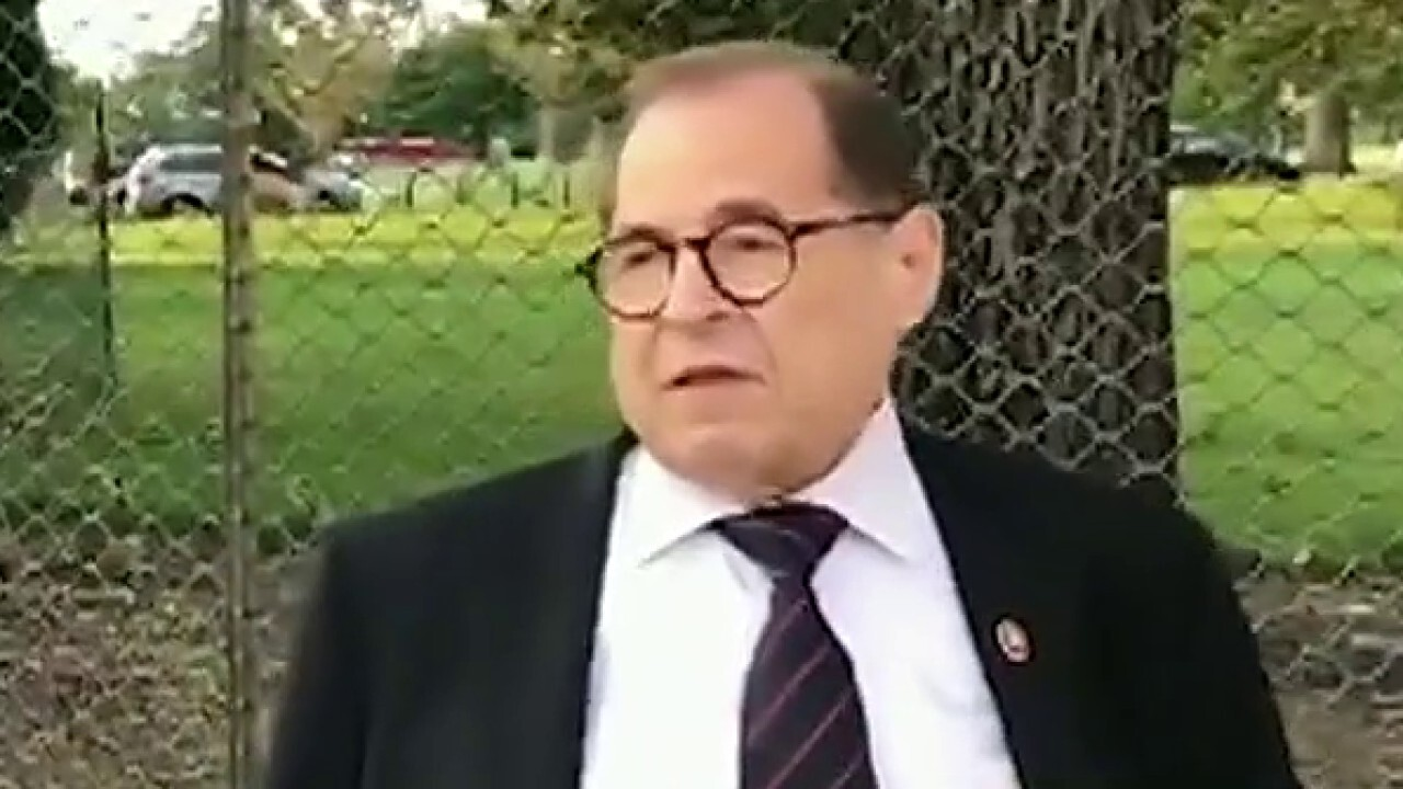 Rep. Jerry Nadler claims Antifa violence in Portland is a
