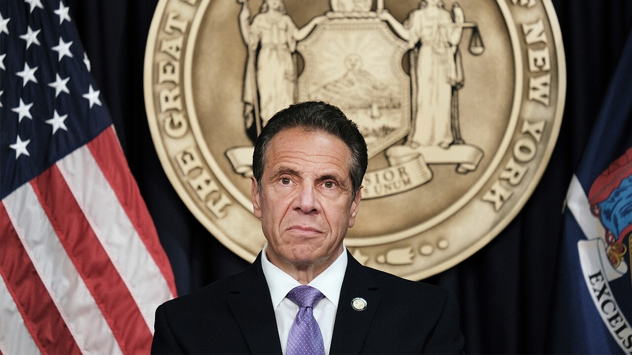 Cuomo declaring war on illegal guns to 'appease the leftist flank': Markowicz