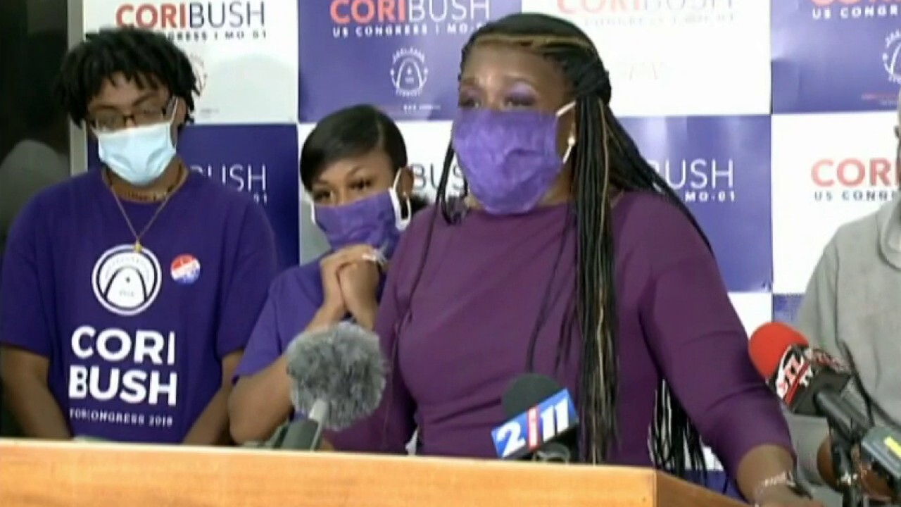 'Squad' member Cori Bush, a 'defund the police' advocate, recently spent $70,000 on private security