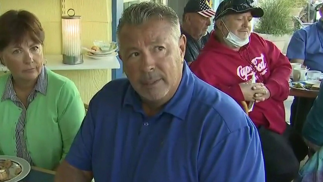 Breakfast with 'Friends': New Jersey voters react to third night of DNC