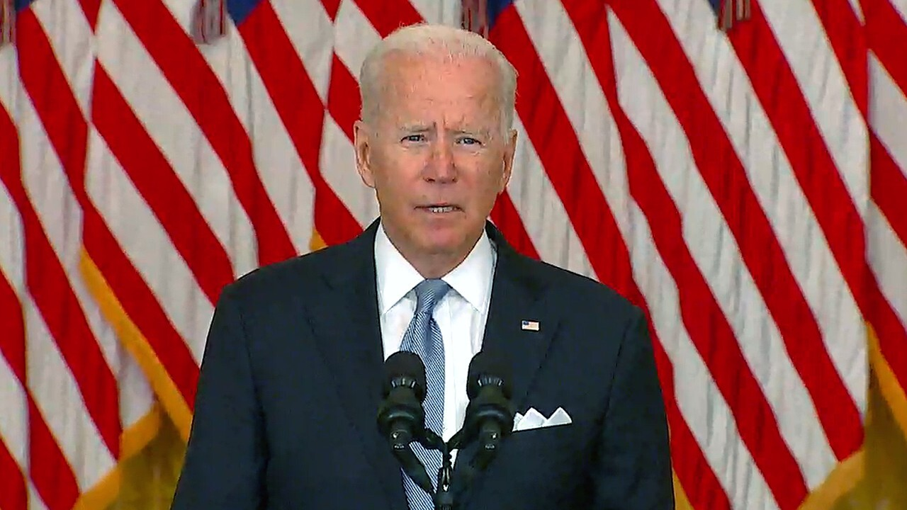 Nile Gardiner: Why Britain can't stand Joe Biden