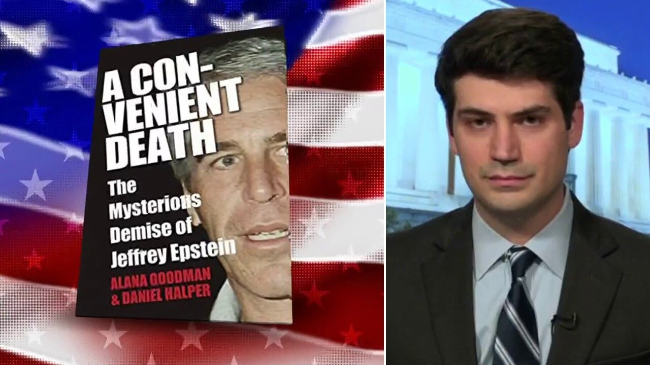 A Convenient Death: Book looks into the mysterious demise of Jeffrey Epstein