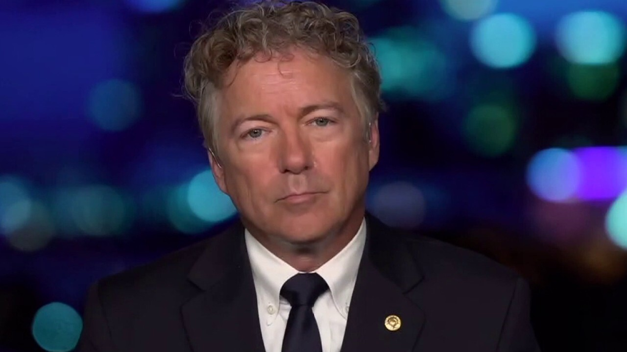 Rand Paul reacts to claims Fauci lied to Congress about COVID-19 origins