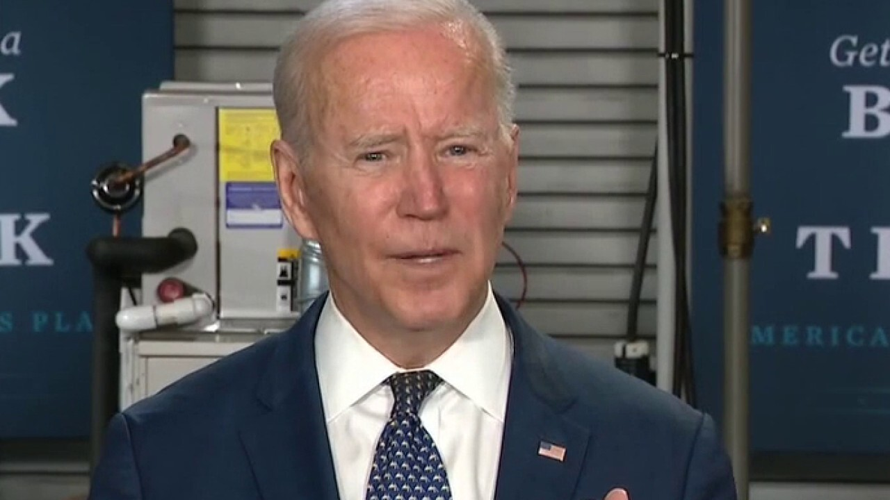'The Five' react to Biden's 'cradle to grave socialism' plan