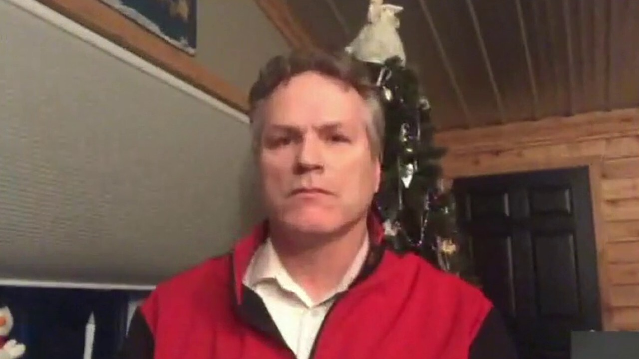 Alaska Governor Mike Dunleavy on COVID-19 vaccine rollout