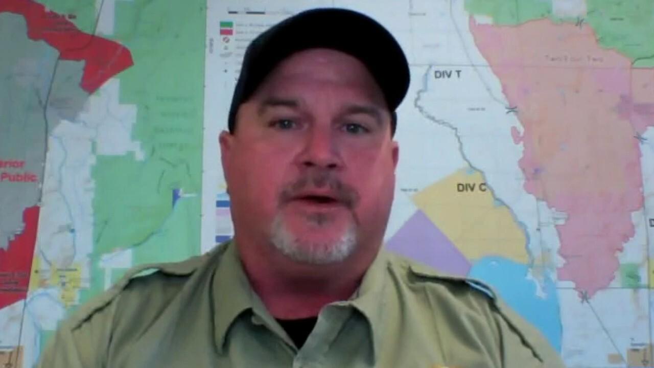 Oregon, Washington, California battle intense wildfires