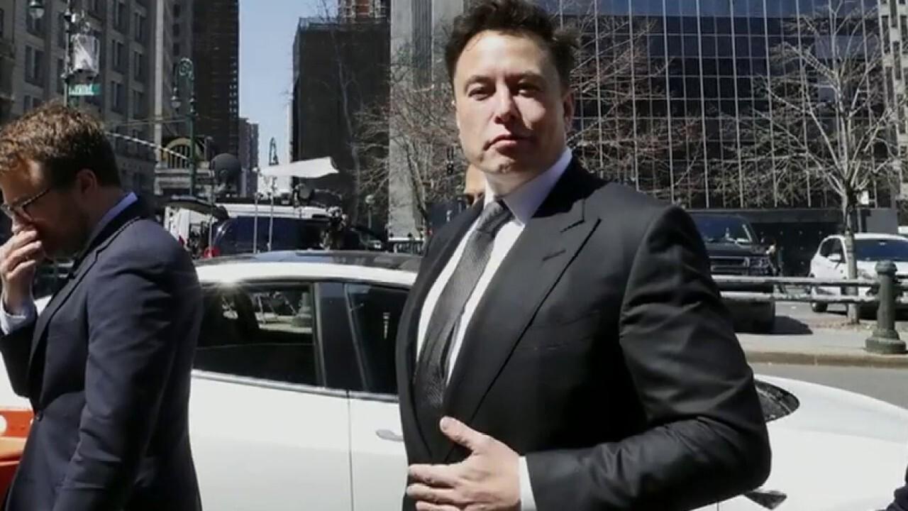Elon Musk slams stay-at-home orders as 'fascist'