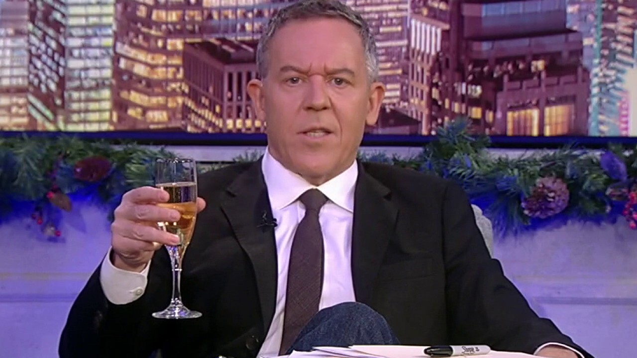 Gutfeld wishes Americans a Happy New Year!