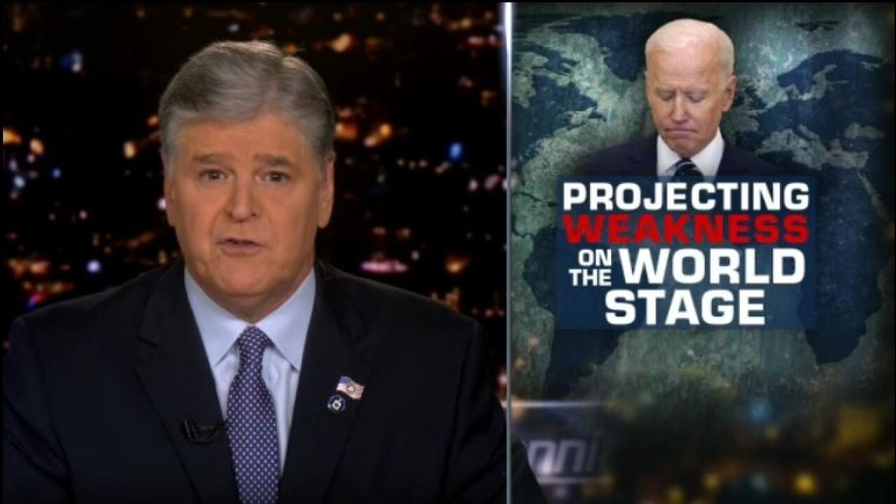 Hannity: How will Biden respond to pipeline attack?