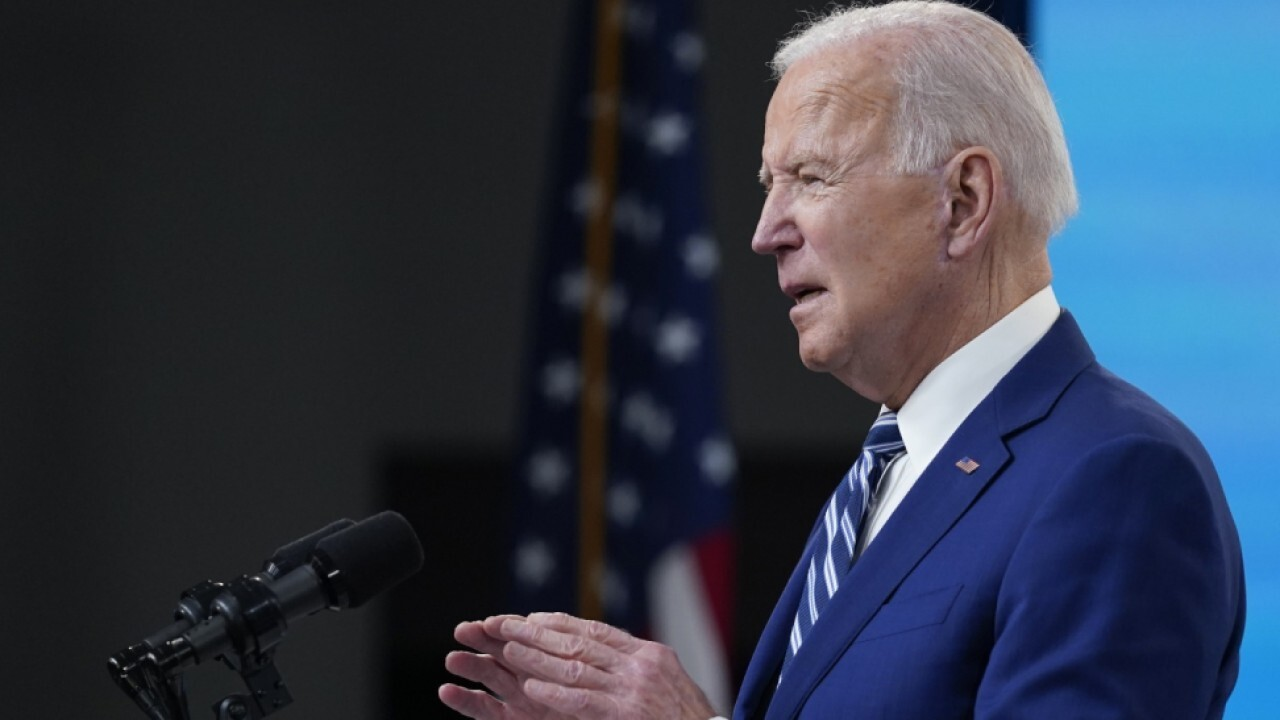 Biden insists that 'my party still supports Israel'