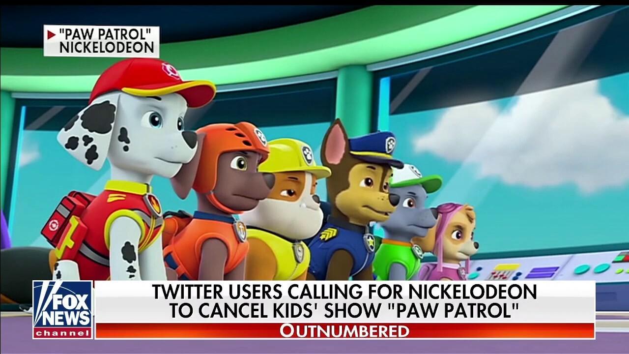 Charles Payne blasts ridiculous criticism of 'Paw Patrol' as pro-cop propaganda