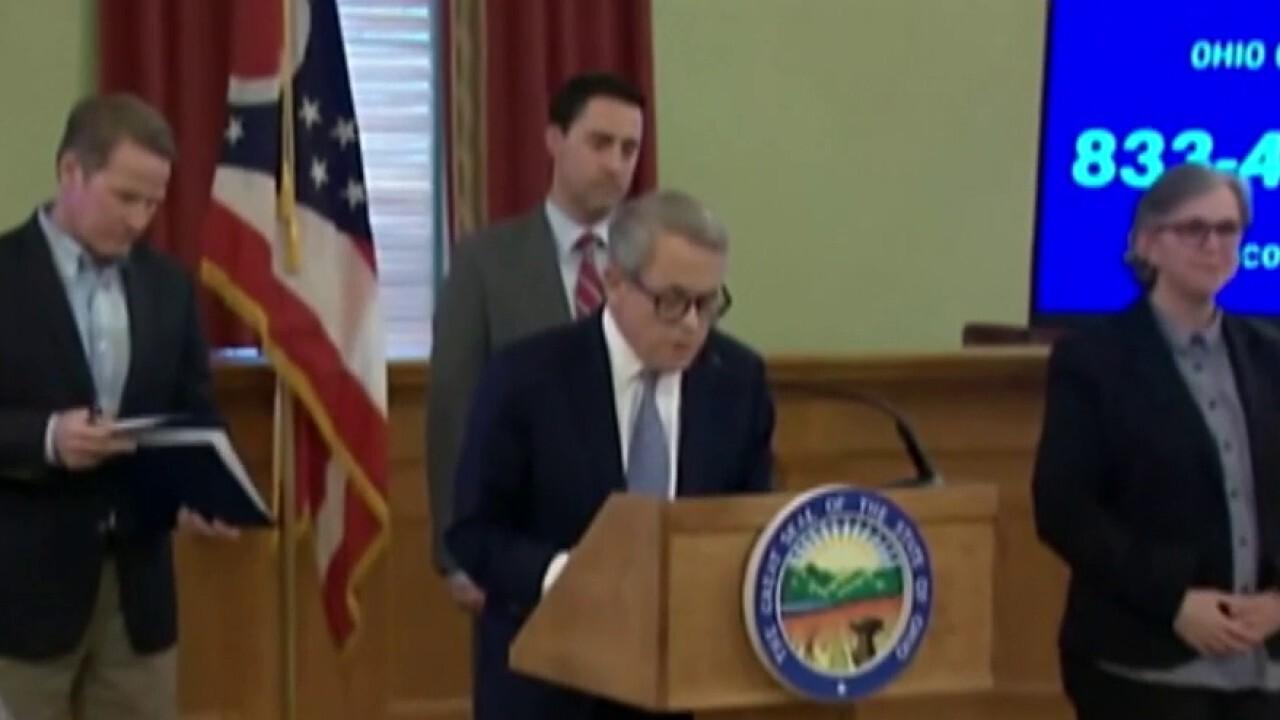 Ohio postpones its primary until June 2 in attempt to counter coronavirus