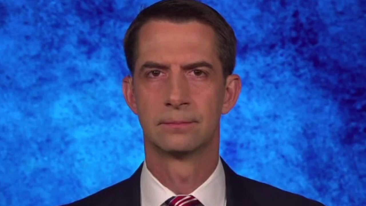 Biden kept his promise to the Taliban and broke his promise to Americans: Tom Cotton
