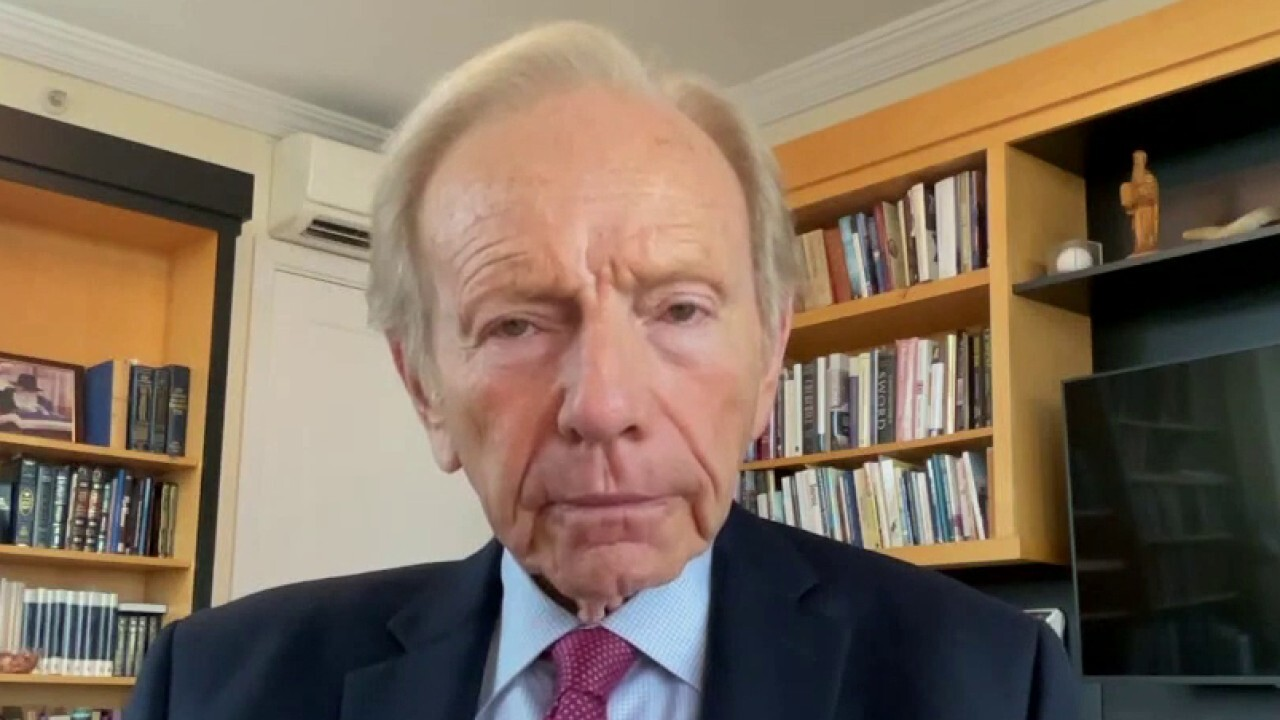 Joseph Lieberman: 'We've been allowing the bad guys to tell us what to do'