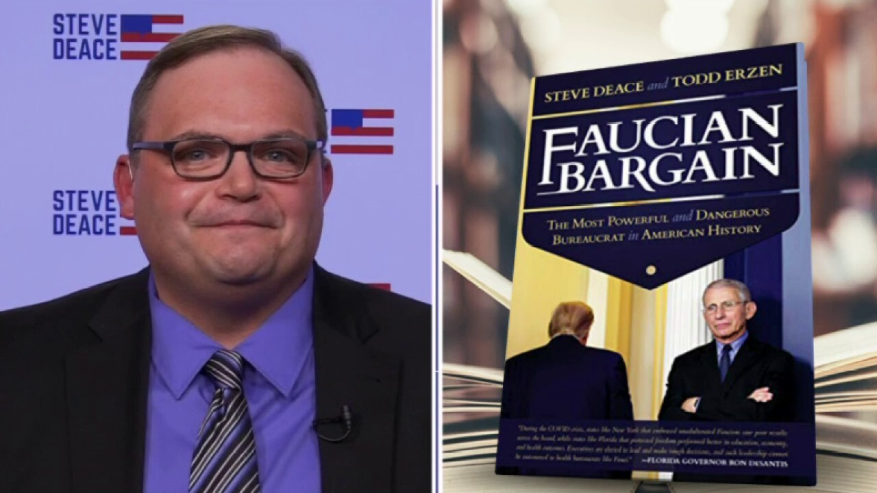 Author: Fauci is most powerful, dangerous bureaucrat in American history