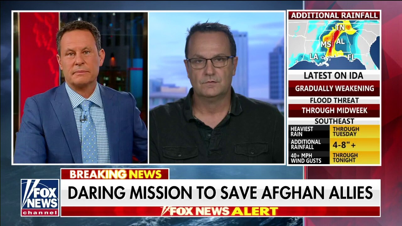 Americans, Afghan allies will be trapped behind enemy lines within hours: Scott Mann