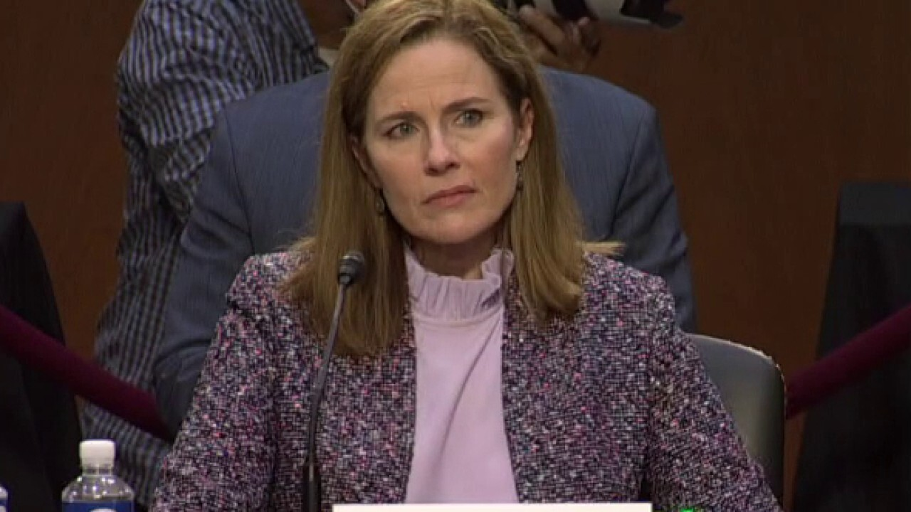 Mark Paoletta: Amy Coney Barrett would be brave, principled Supreme Court Justice – just like Clarence Thomas - fox