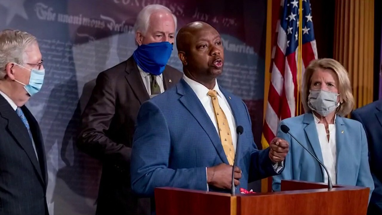 Why Sen. Tim Scott could play a key role in the GOP's future