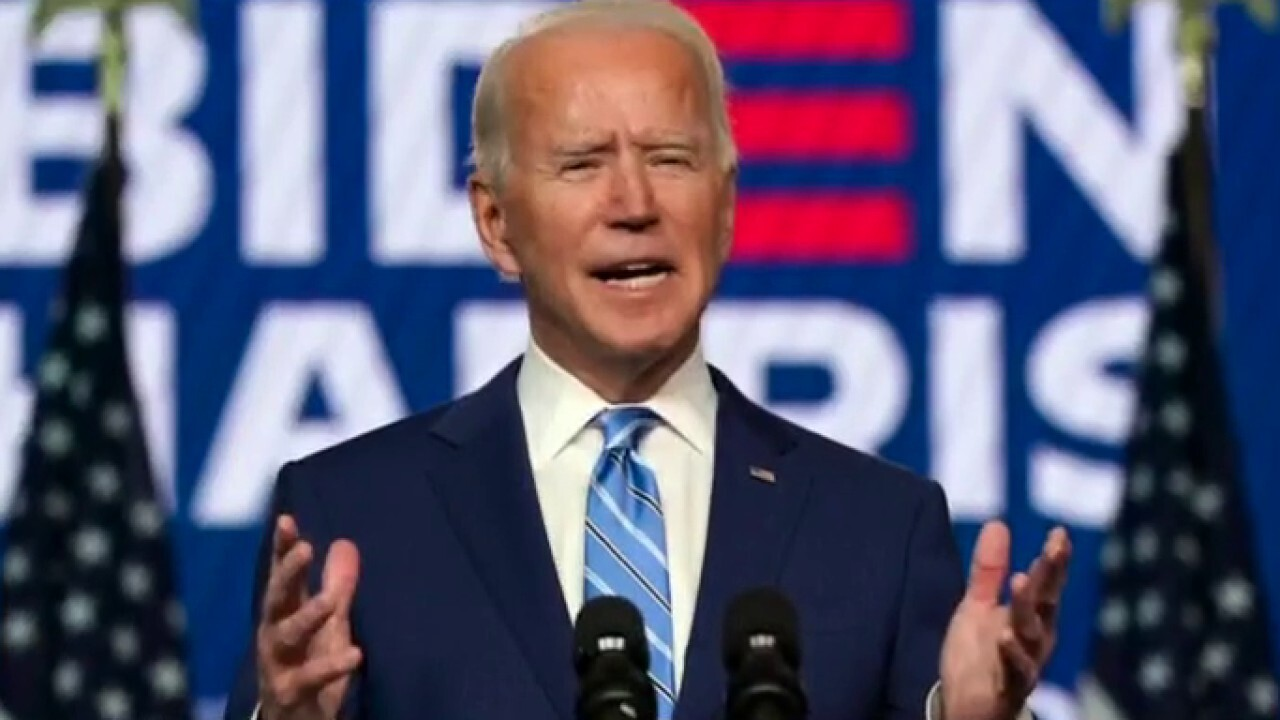 Who will benefit the most from a Biden administration's policies?