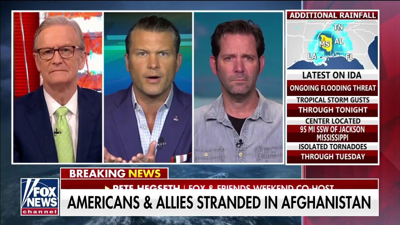 Odom helping evacuate Americans, labels Biden admin claim 'false'
