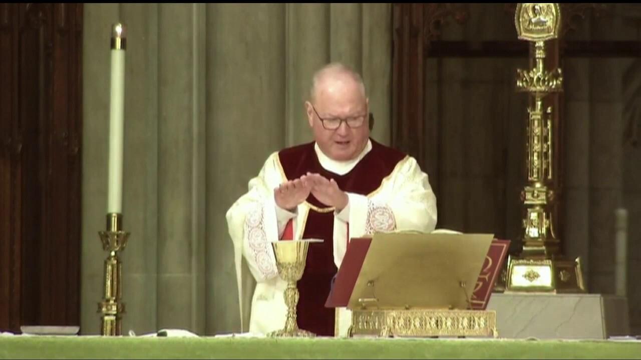 Saint Patrick's Cathedral Mass: Monday, June 15
