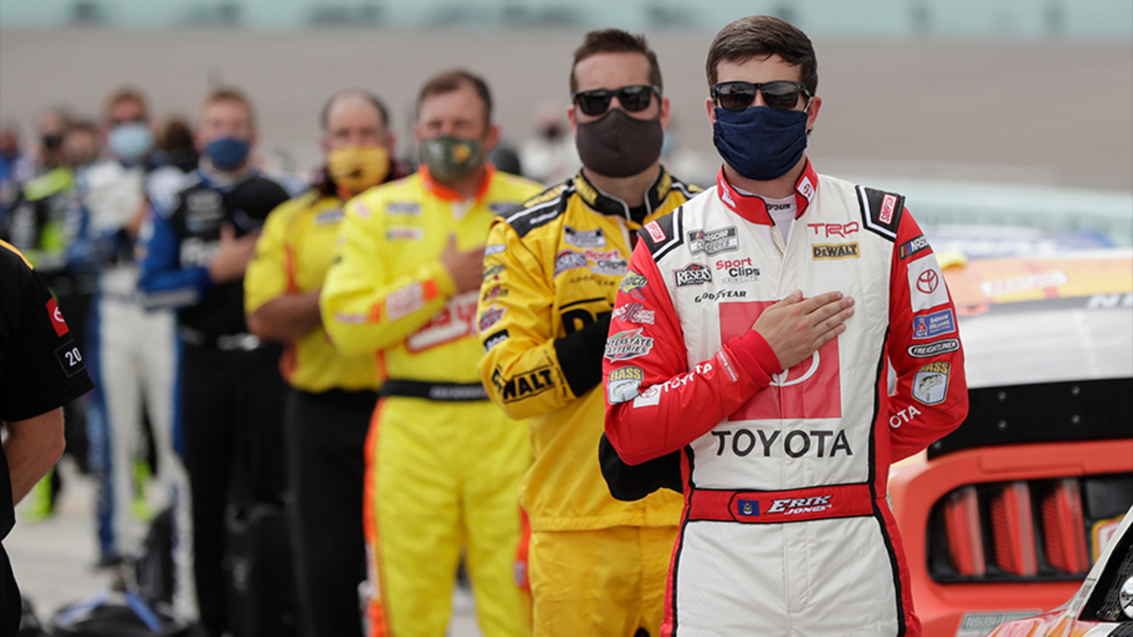 Nascar welcomes service members to Sunday's race at Homestead-Miami Speedway