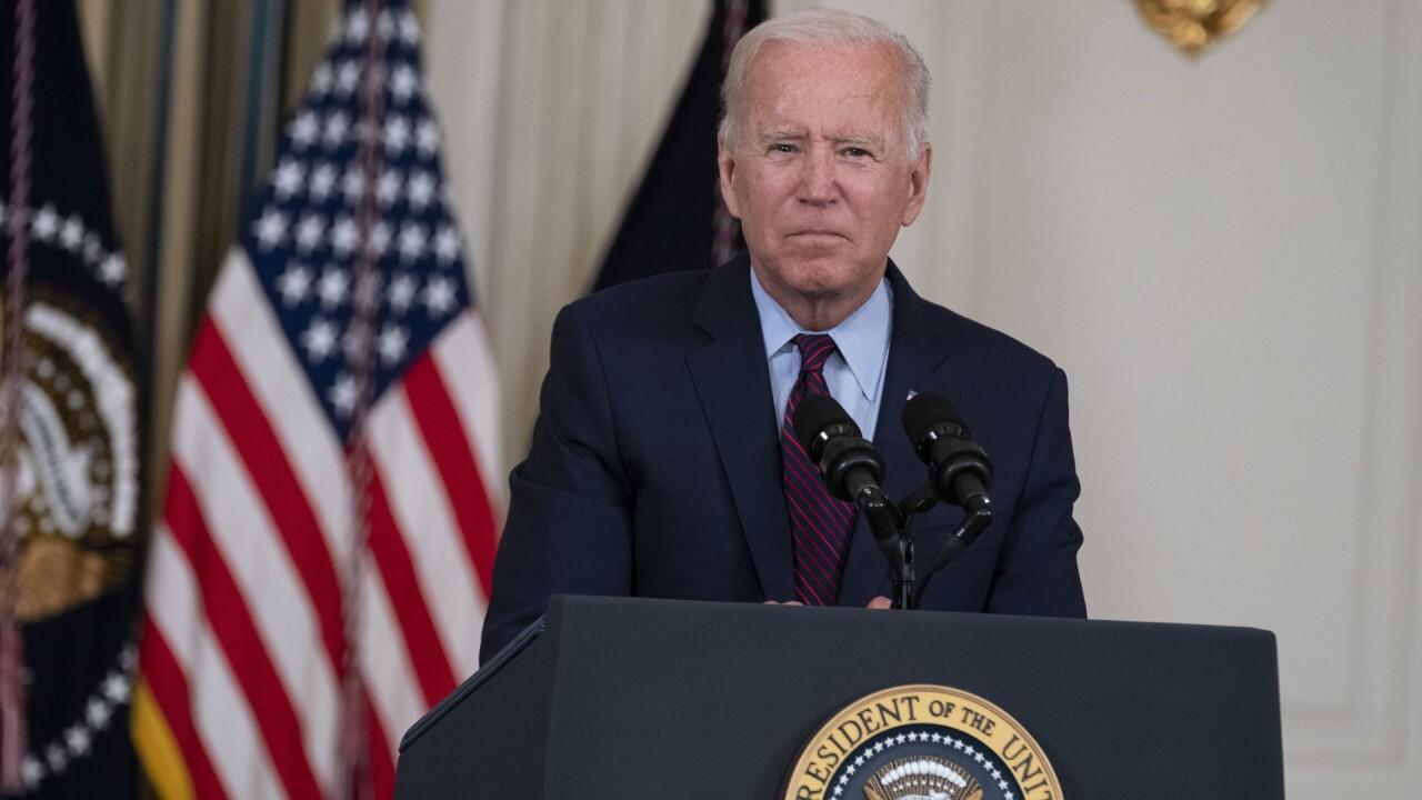 Biden 'wrong' when blaming Republicans for 'his failings': Rep. Comer
