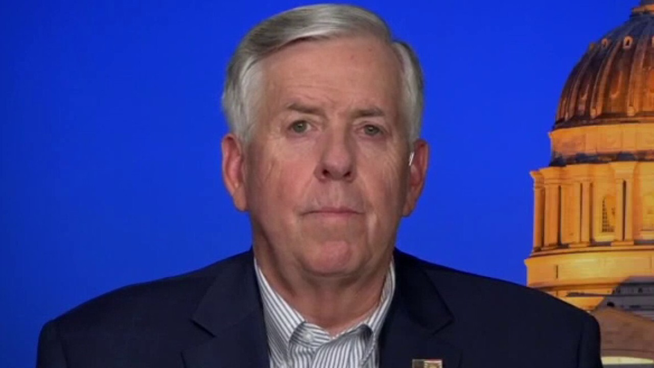 Missouri Gov. Mike Parson says he will pardon armed St. Louis couple who defended their home from protesters