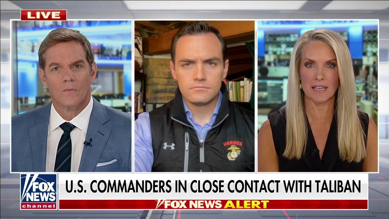 Rep. Mike Gallagher calls Afghanistan disaster a 'dangerous moment' for American national security