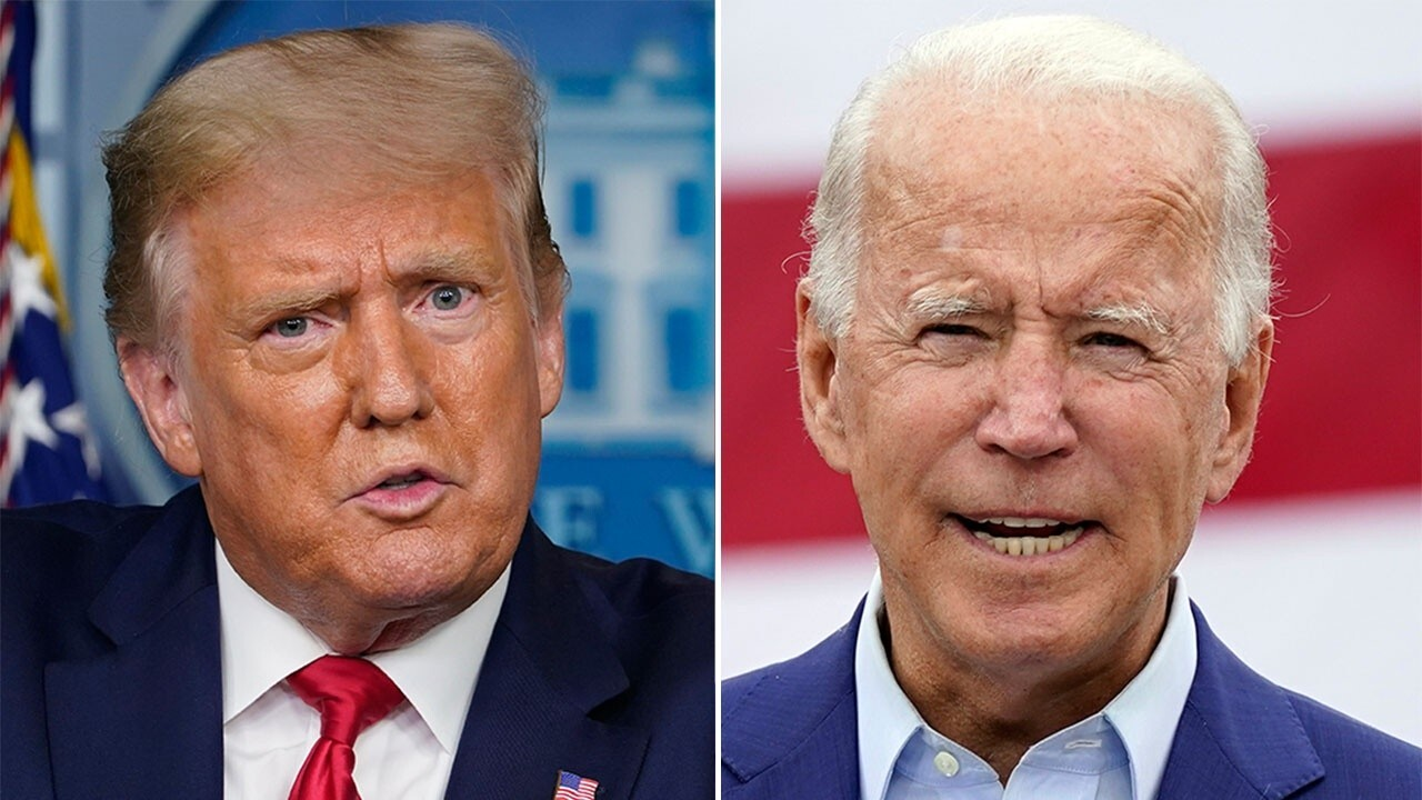 Biden agrees with Trump that the 'gloves are off' between the two