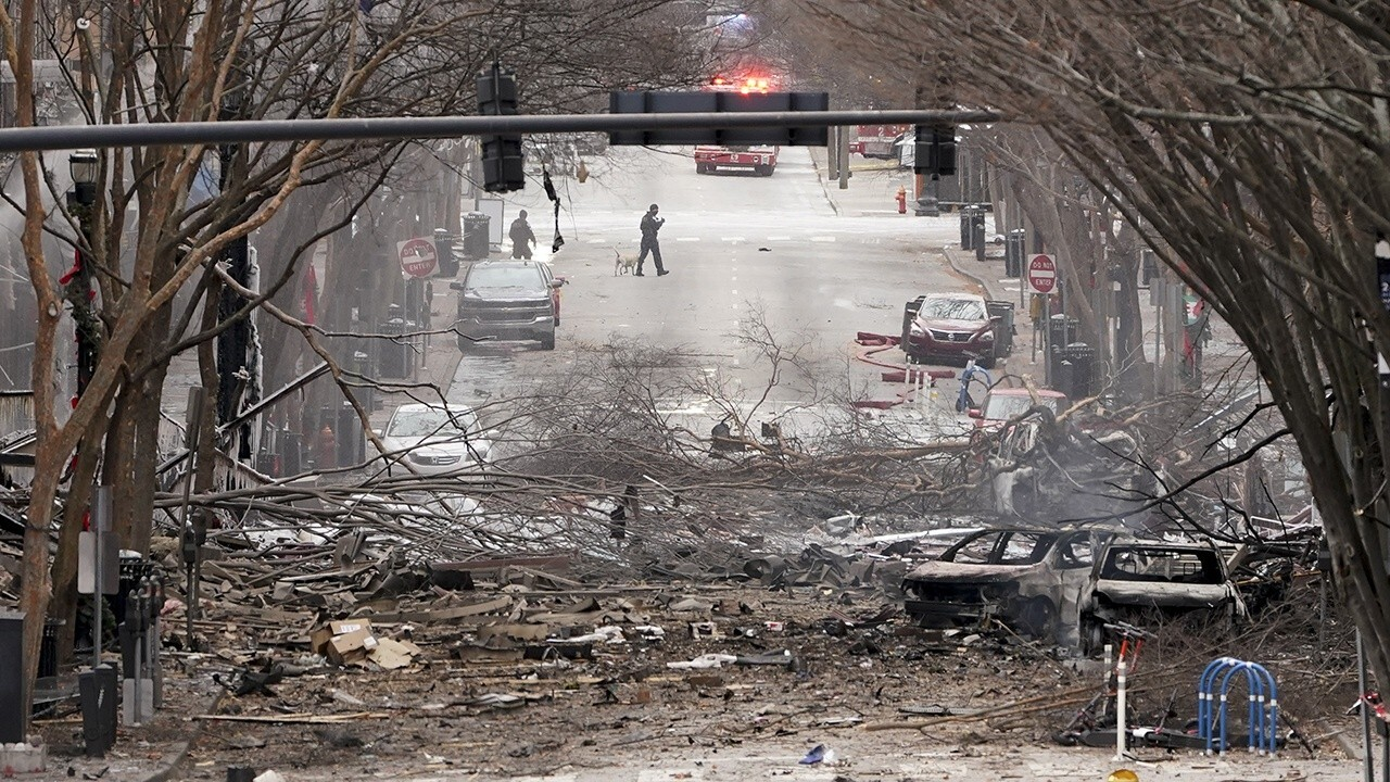 Ted Williams on Nashville Christmas Day bombing investigation