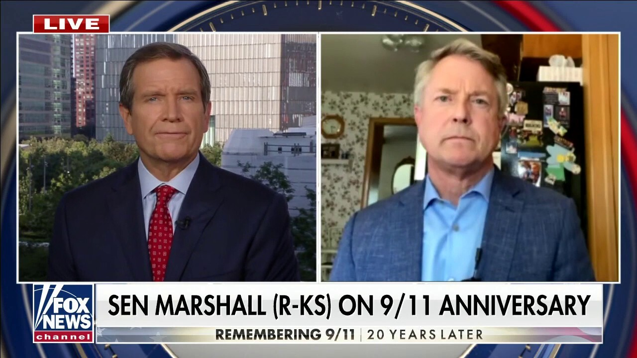 Sen. Marshall relives experience on 9/11