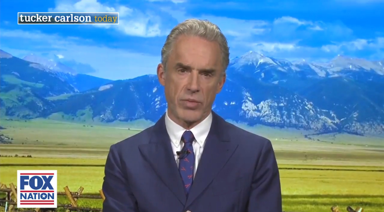 Why you shouldn't 'count out' Americans: Jordan Peterson