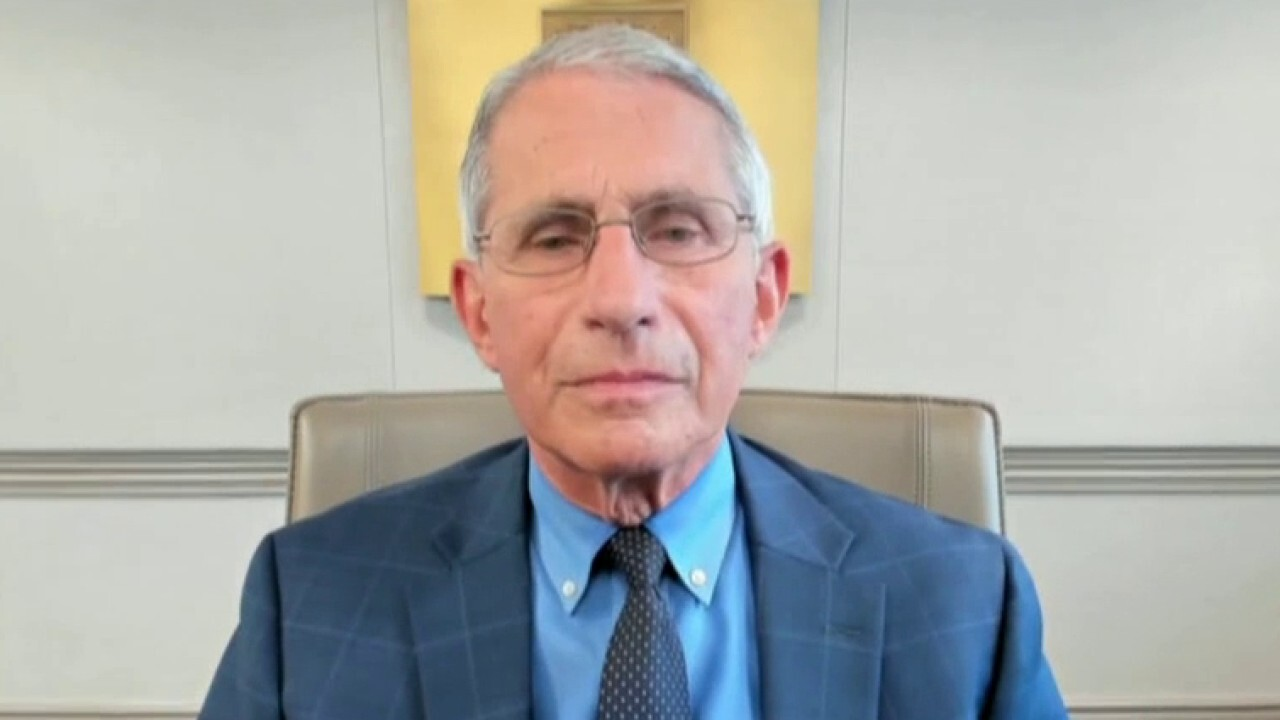 Dr. Fauci weighs in on the debate over lockdowns and whether if coronavirus resurgences are inevitable on 'America's Newsroom.'