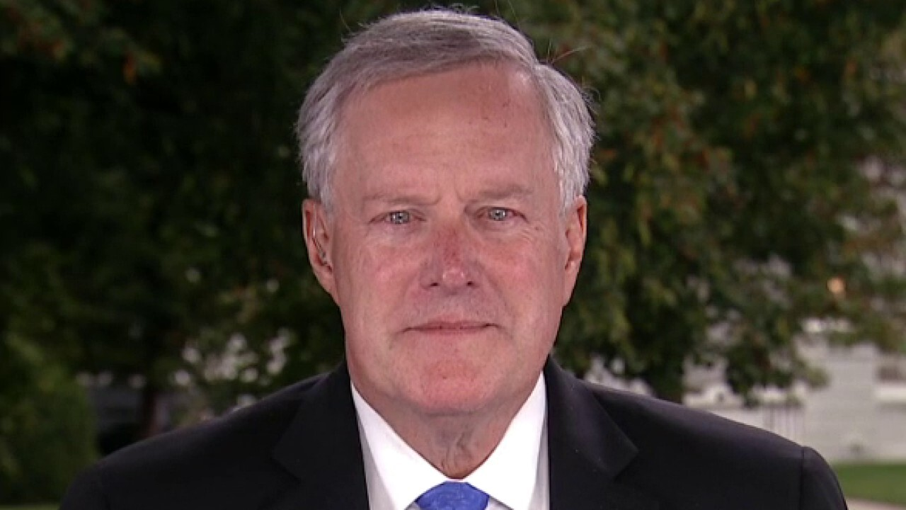 Mark Meadows on Trump's controversial COVID comments, Bob Woodward's access to the president
