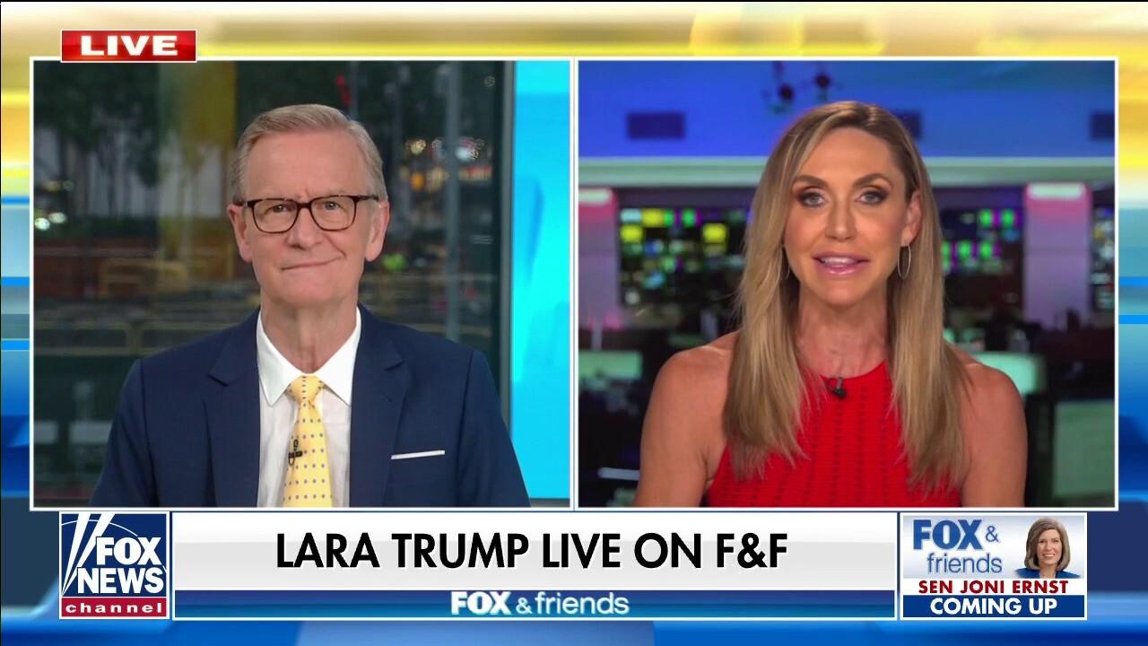 Lara Trump slams 'totally ridiculous' MSNBC op-ed comparing Taliban to Republicans