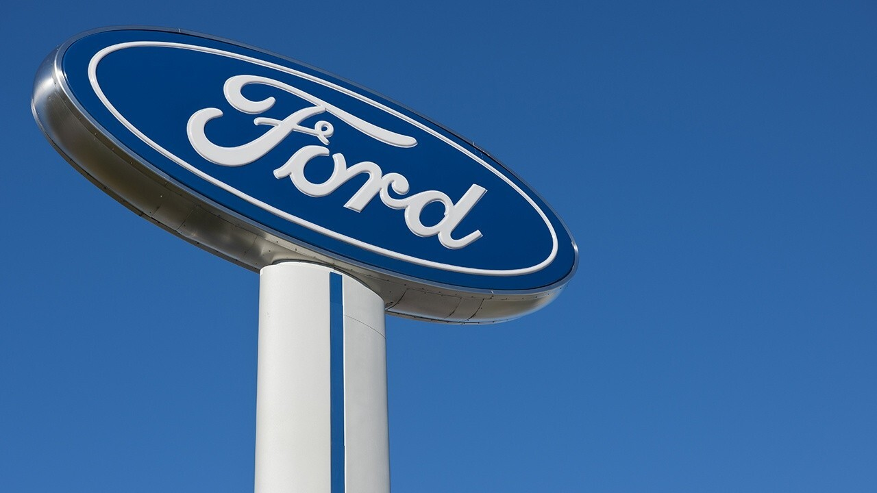 Ford CEO on building mega sites in Kentucky, Tennessee