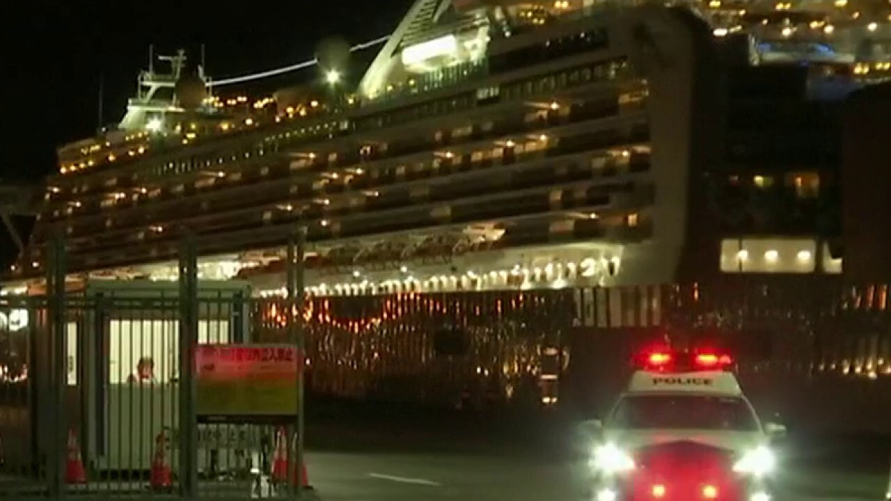 Americans evacuated from Diamond Princess cruise ship now under two-week quarantine in US