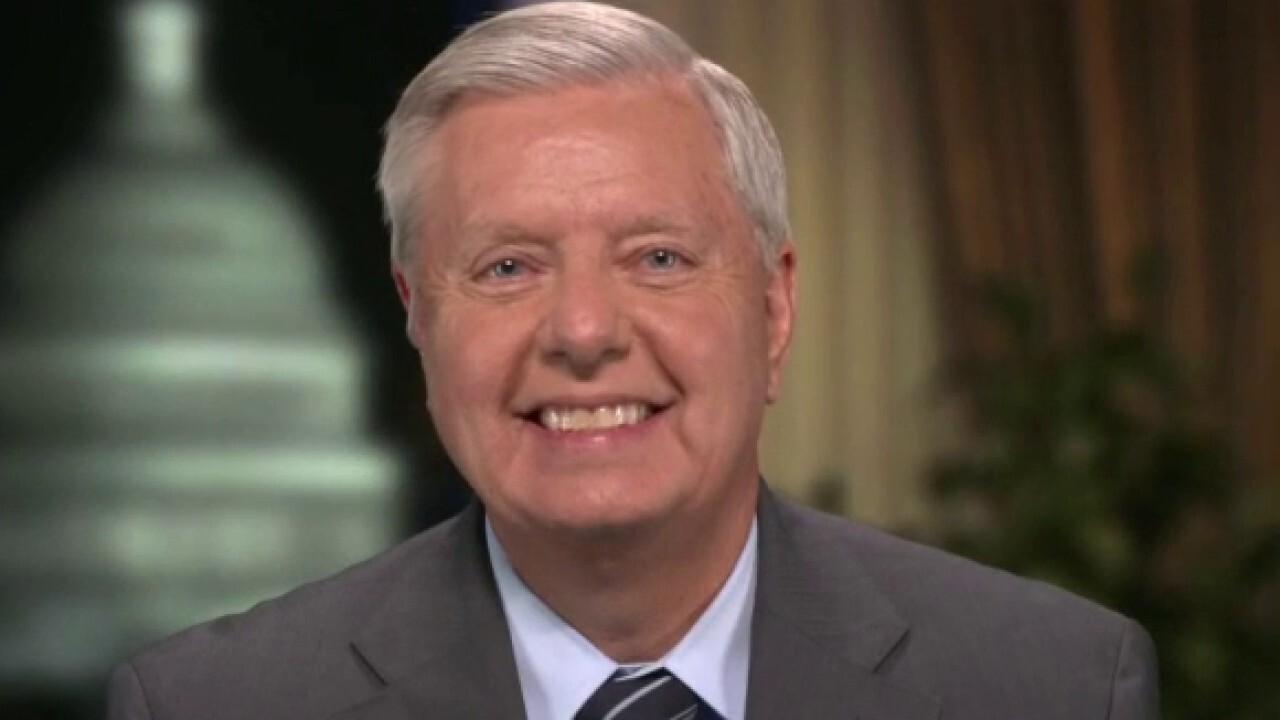 Graham: Biden has become an 'incredibly destabilizing' president