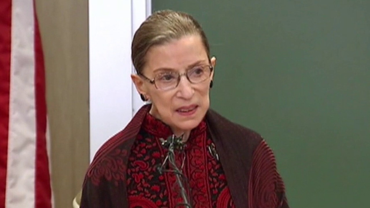 U.S. Supreme Court Justice Ruth Bader Ginsburg dies at age 87.