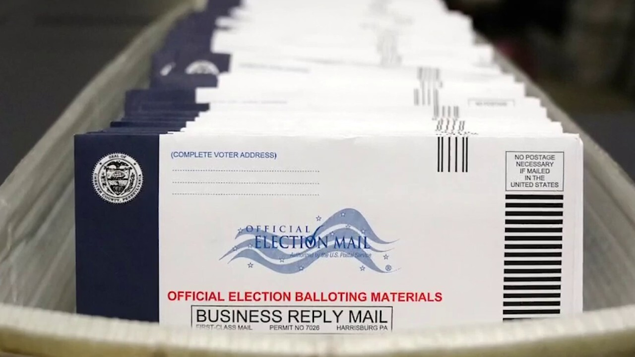 Pennsylvania county's mail-in ballots may be lost