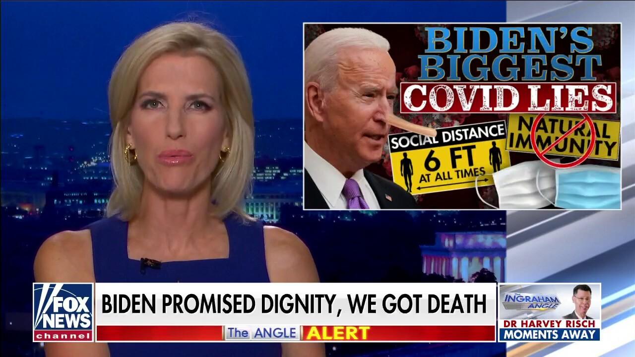 Biden promised dignity, we got death