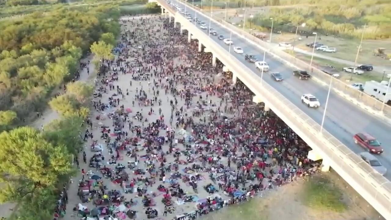 Ingraham: Biden admin blocks Texas border closure