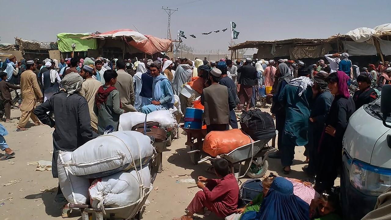 Humanitarian crisis grows for Afghan refugees: Report