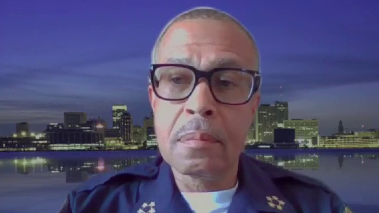 Detroit Police Chief Craig: False narratives are being perpetrated by criminals
