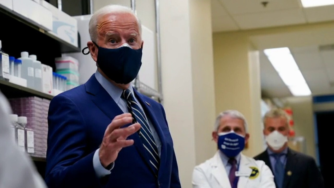 Montana governor slams Biden for calling red-state governors 'Neanderthals'