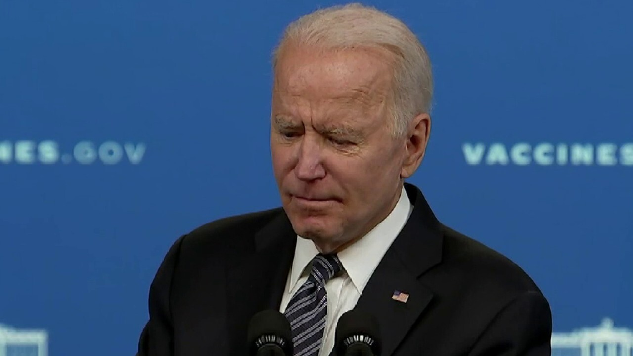 Who's actually running the show in Biden's White House?