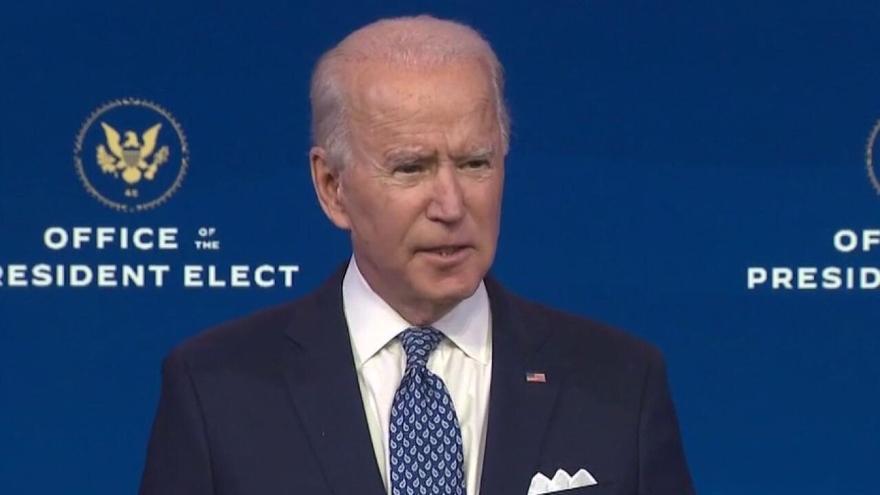 Biden blasts Trump over suspected Russian cyberattack on fed agencies